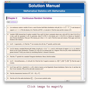 mS - Solution Manual